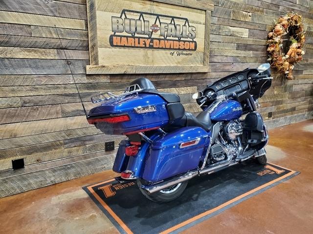 2016 Harley-Davidson Electra Glide Ultra Classic at Bull Falls Harley-Davidson