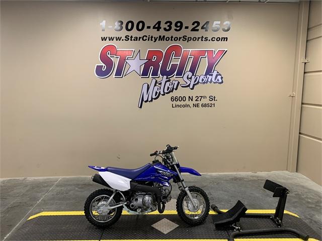2021 Yamaha TT-R 50E at Star City Motor Sports
