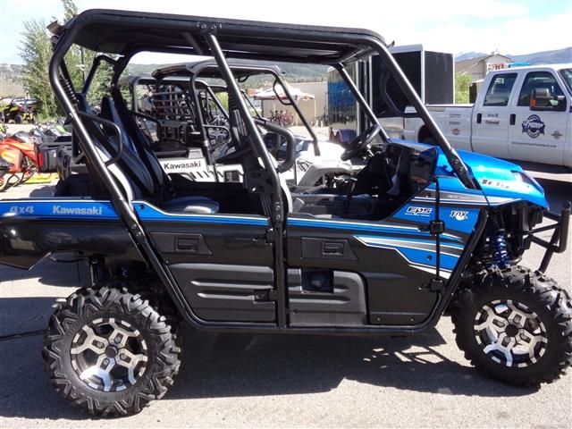 2018 Kawasaki Teryx4 LE $302/month at Power World Sports, Granby, CO 80446
