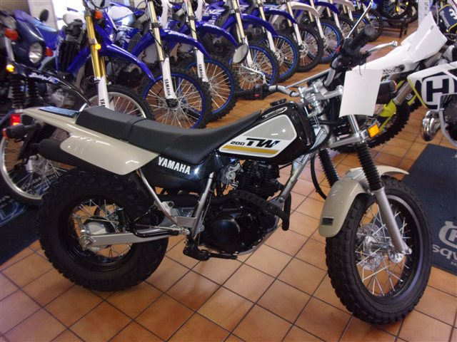 2020 Yamaha TW 200 at Bobby J's Yamaha, Albuquerque, NM 87110