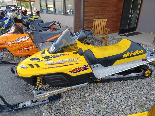 2001 SKI-DOO 1759 at Power World Sports, Granby, CO 80446