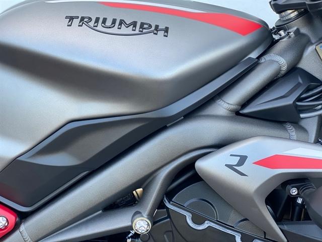 2020 Triumph Street Triple R LRH at Frontline Eurosports