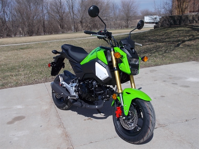 2020 Honda Grom Base at Nishna Valley Cycle, Atlantic, IA 50022