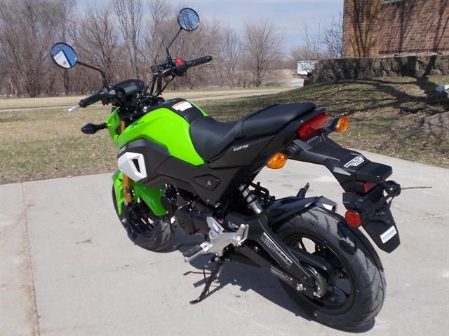 2020 Honda Grom Base at Nishna Valley Cycle, Atlantic, IA 50022