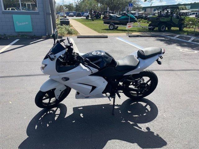 2012 Kawasaki EX250J8F 250R at Powersports St. Augustine