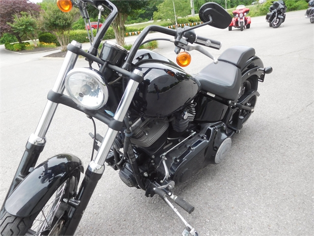 2012 Harley-Davidson Softail Blackline at Bumpus H-D of Murfreesboro