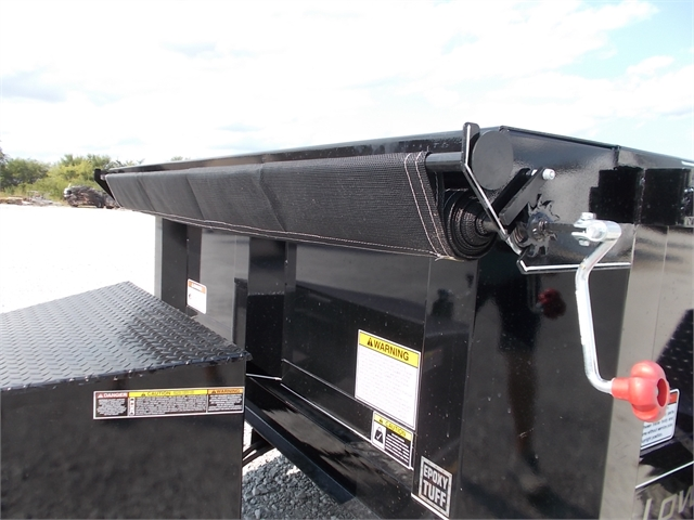2022 Doolittle Trailers MASTERDUMP SERIES Masterdump 7200 Series 6 x 10 Tandem Axle 7K at Nishna Valley Cycle, Atlantic, IA 50022