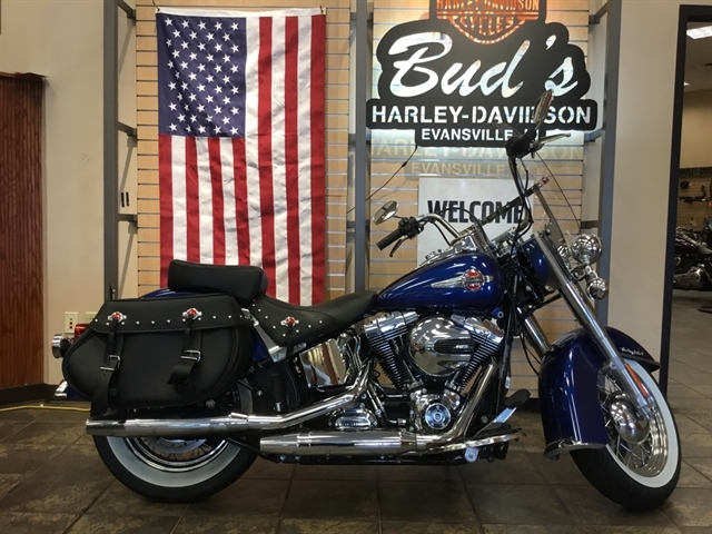 2017 Harley-Davidson Softail Heritage Softail Classic at Bud's Harley-Davidson