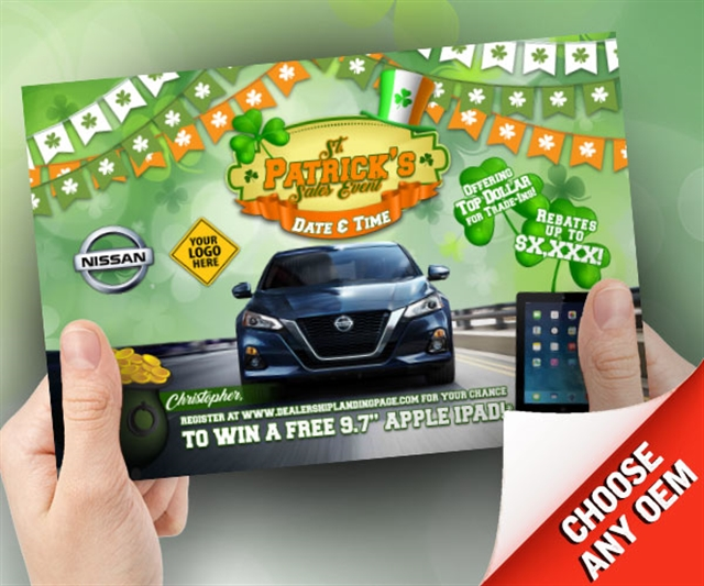 St Patricks Day Automotive at PSM Marketing - Peachtree City, GA 30269