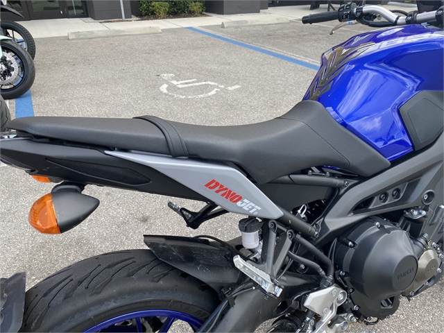 2020 Yamaha MT 09 at Fort Myers