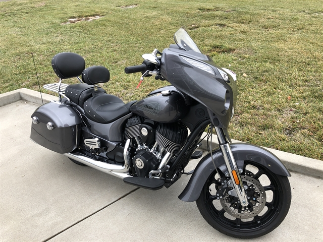 2018 Indian Chieftain Base at Indian Motorcycle of Northern Kentucky
