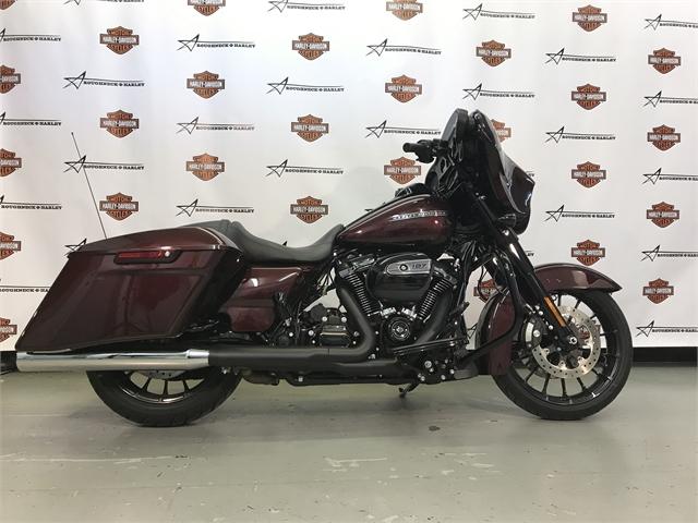 2018 Harley-Davidson Street Glide Special at Roughneck Harley-Davidson