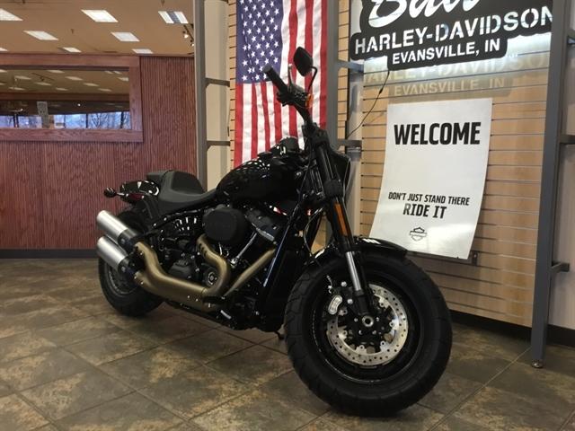 2021 Harley-Davidson Cruiser FXFBS Fat Bob 114 at Bud's Harley-Davidson