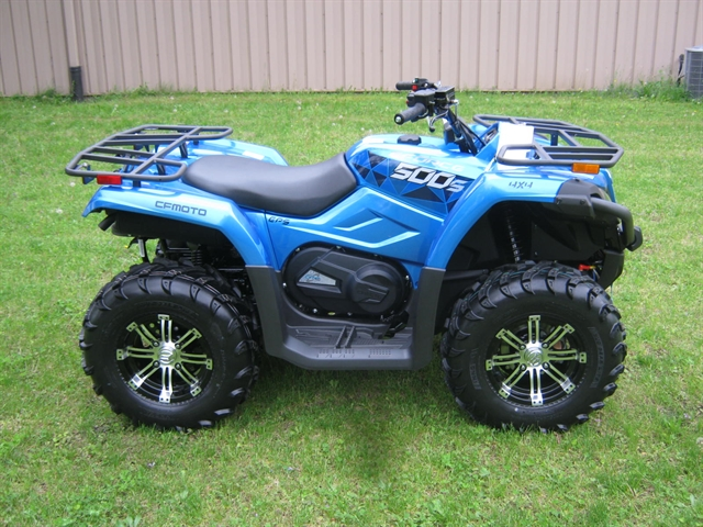 2021 CFMoto CForce 500S EPS at Brenny's Motorcycle Clinic, Bettendorf, IA 52722