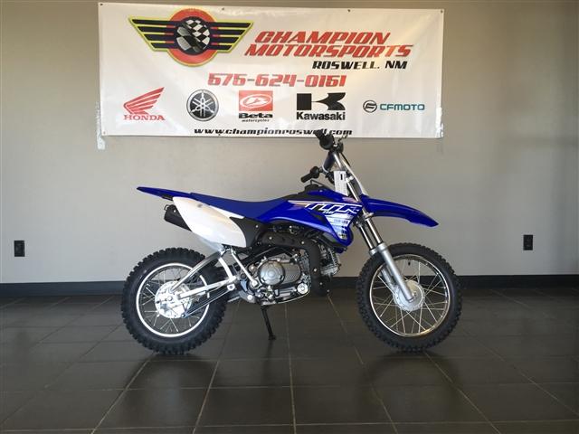 2019 Yamaha TT-R 110E at Champion Motorsports, Roswell, NM 88201