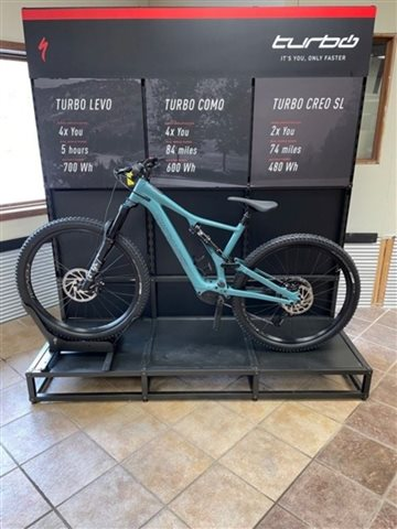 2021 Specialized Turbo Levo SL Comp L at Gold Star Outdoors