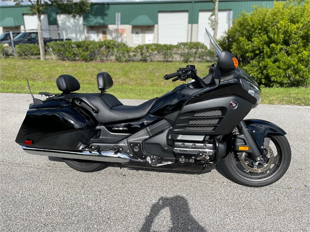 2013 Honda Gold Wing F6B Deluxe at Powersports St. Augustine