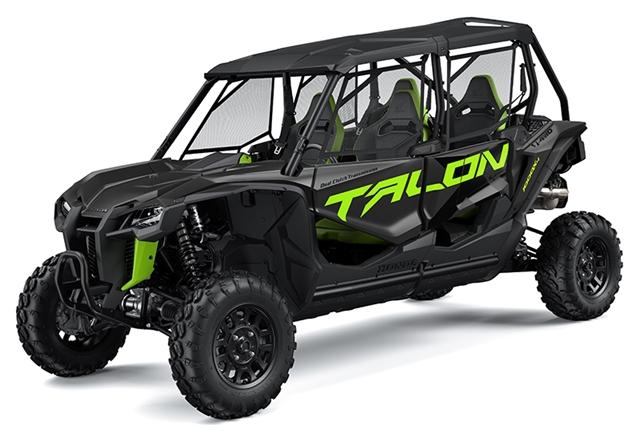 2021 Honda Talon 1000X-4 at Wild West Motoplex