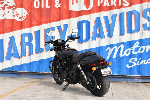 2015 Harley-Davidson Street 500 at Gruene Harley-Davidson
