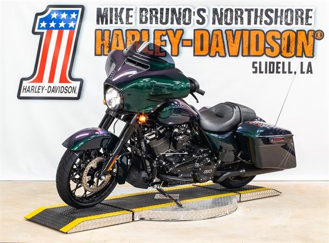 2021 Harley-Davidson Touring FLHXS Street Glide Special at Mike Bruno's Northshore Harley-Davidson