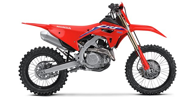 2021 Honda CRF 450RX at Interstate Honda