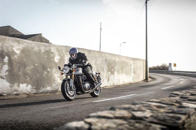 2019 Triumph Thruxton 1200 R at Frontline Eurosports