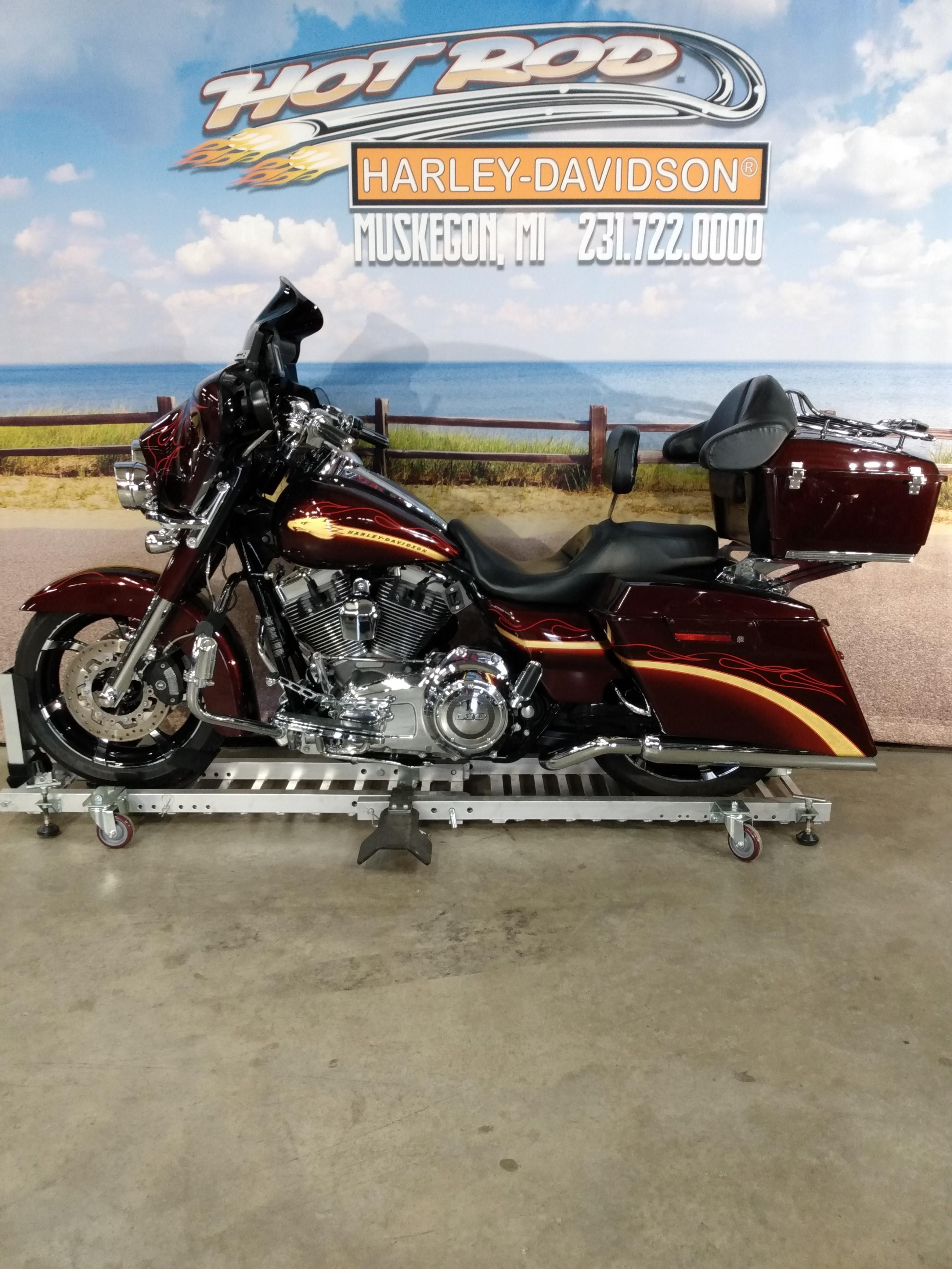 2010 Harley-Davidson Street Glide CVO at Hot Rod Harley-Davidson