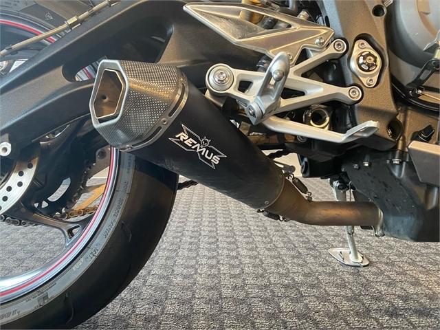 2018 Triumph Street Triple RS at Frontline Eurosports