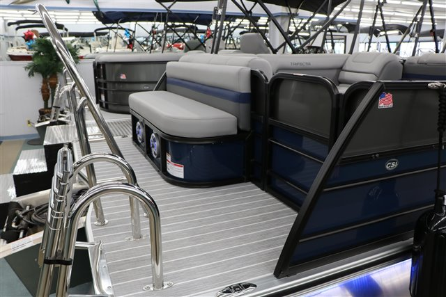 2022 Trifecta 22 CL2 CS Tri-Toon at Jerry Whittle Boats