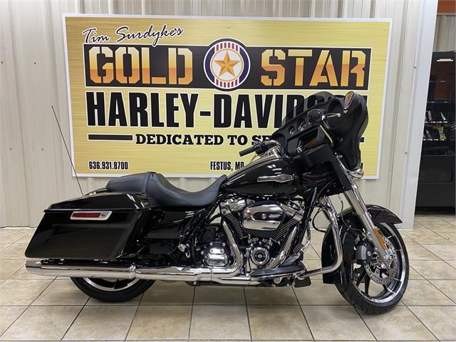 2021 Harley-Davidson Touring Street Glide at Gold Star Harley-Davidson