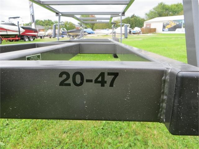2022 Trophy 20T-47 at Fort Fremont Marine