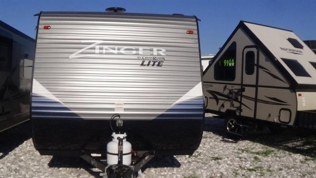 2019 CrossRoads Zinger Lite ZR18RD at Youngblood RV & Powersports Springfield Missouri - Ozark MO