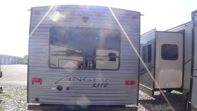 2019 CrossRoads Zinger Lite ZR18RD at Youngblood Powersports RV Sales and Service