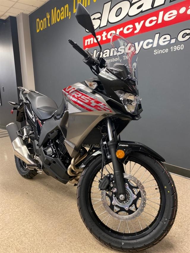 2021 Kawasaki Versys-X 300 ABS at Sloans Motorcycle ATV, Murfreesboro, TN, 37129