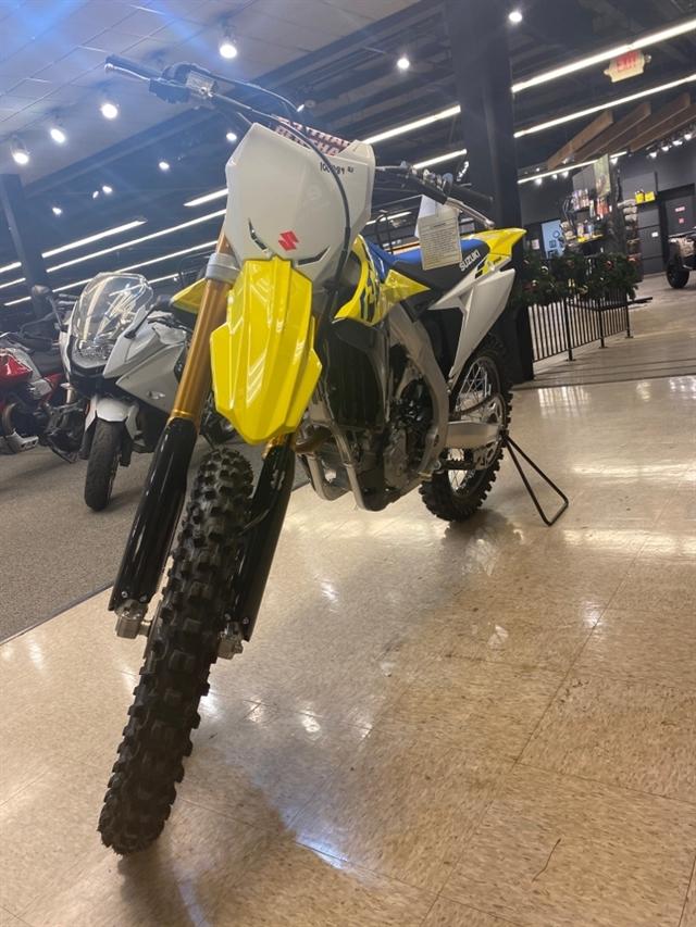 2021 Suzuki RM-Z 250 at Sloans Motorcycle ATV, Murfreesboro, TN, 37129