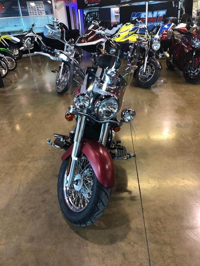2010 Kawasaki Vulcan 900 Classic at Kent Powersports of Austin, Kyle, TX 78640