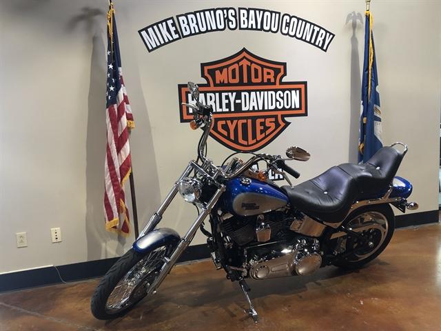 2009 Harley-Davidson Softail Custom at Mike Bruno's Bayou Country Harley-Davidson