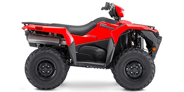 2019 Suzuki KingQuad 750 AXi at Hebeler Sales & Service, Lockport, NY 14094