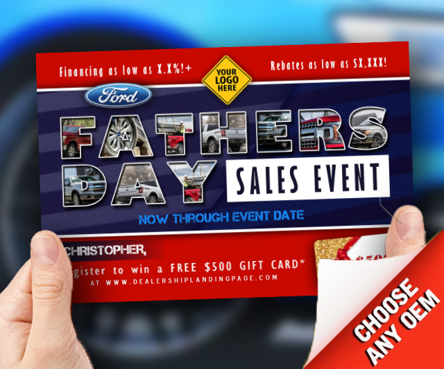 2019 Spring Fathers Day Campaign at PSM Marketing - Peachtree City, GA 30269