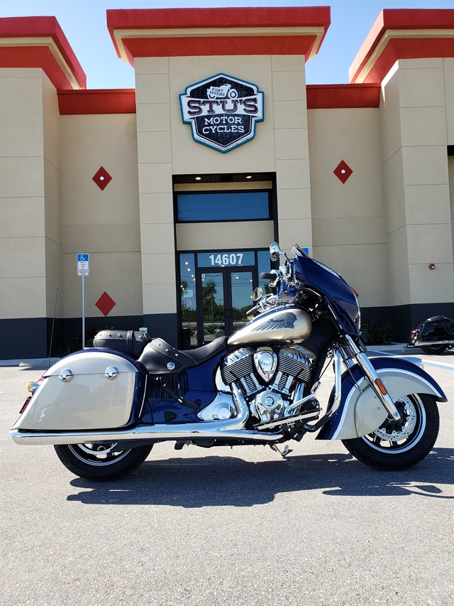 2019 Indian Chieftain Classic at Fort Lauderdale