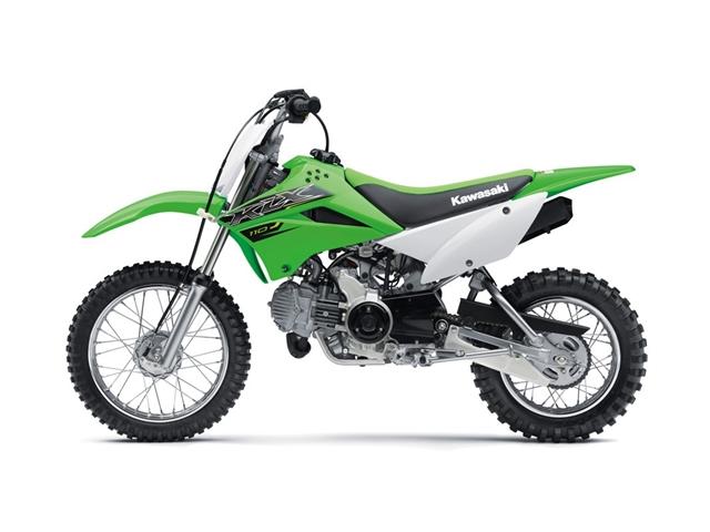 2019 Kawasaki KLX 110 at Lynnwood Motoplex, Lynnwood, WA 98037