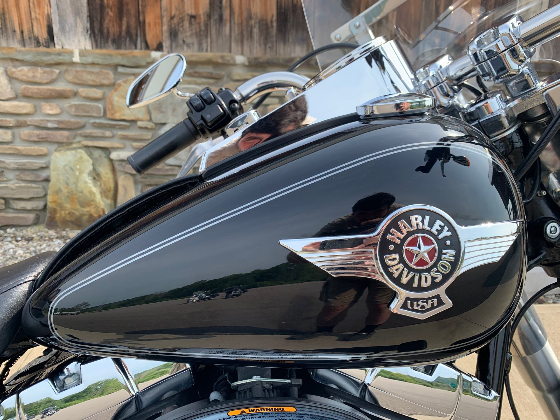 2011 Harley-Davidson Softail Fat Boy at Arkport Cycles