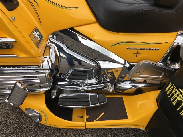 2009 Honda Gold Wing Audio / Comfort at Randy's Cycle, Marengo, IL 60152