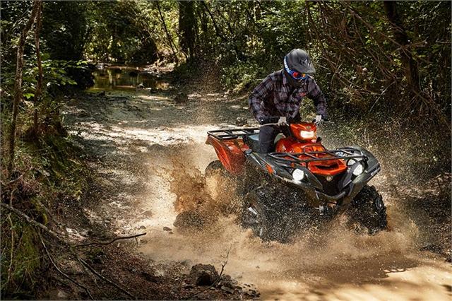 2021 Yamaha Grizzly EPS SE at ATV Zone, LLC