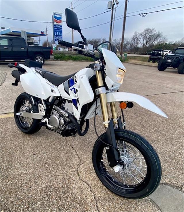 2021 Suzuki DR-Z 400SM Base at Shreveport Cycles