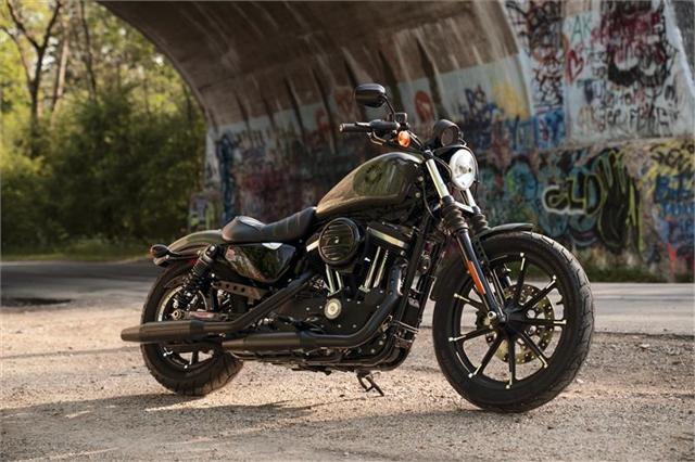 2021 Harley-Davidson Cruiser XL 883N Iron 883 at M & S Harley-Davidson
