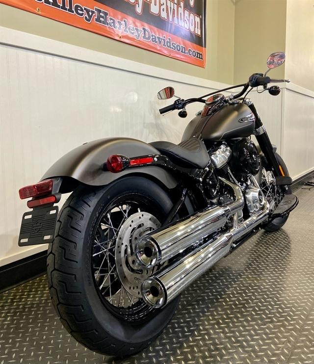2021 Harley-Davidson Cruiser Softail Slim at Gasoline Alley Harley-Davidson (Red Deer)