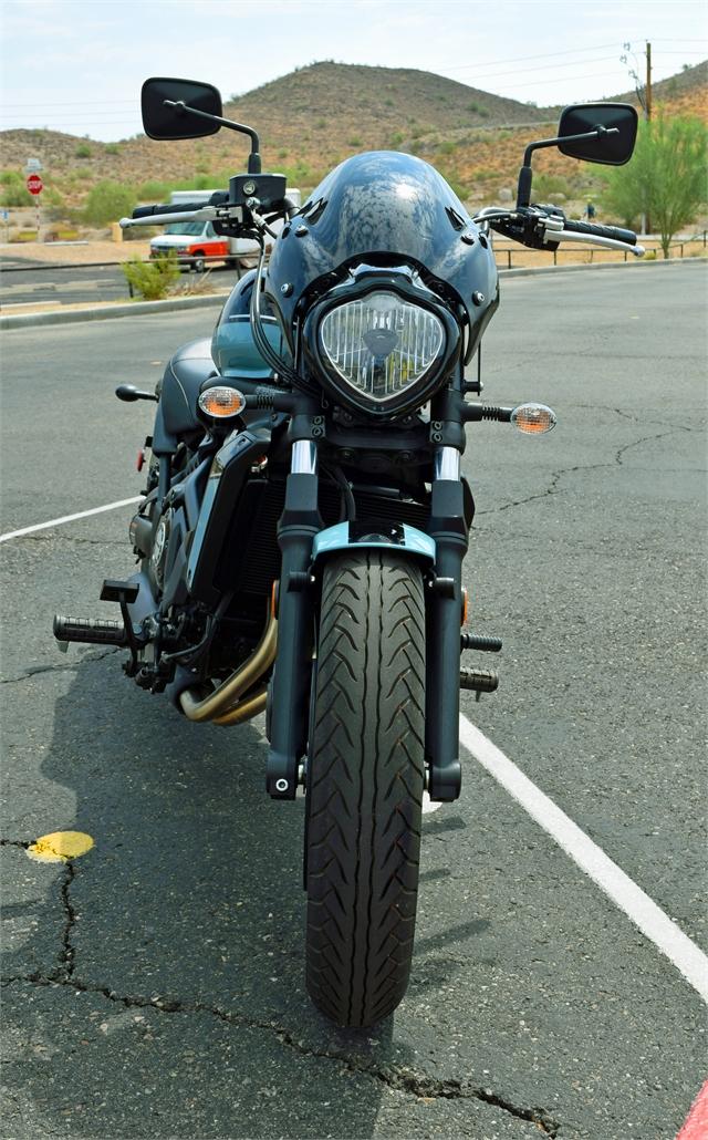 2020 Kawasaki Vulcan S ABS Café at Buddy Stubbs Arizona Harley-Davidson
