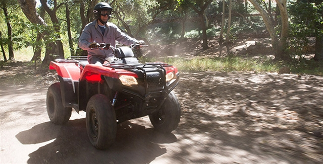 2018 Honda FourTrax Rancher 4X4 Automatic DCT EPS at Bay Cycle Sales