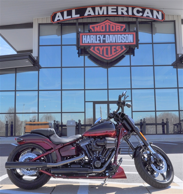 2017 Harley-Davidson Softail CVO Pro Street Breakout at All American Harley-Davidson, Hughesville, MD 20637